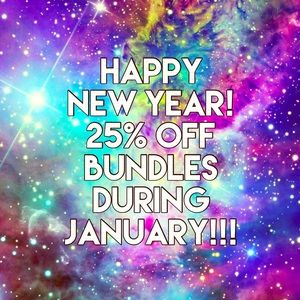 Other - 🎉25% OFF Bundles During January!!!⭐️